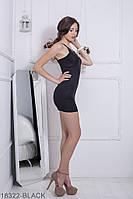 Женское платье Подіум Eliza 18322-BLACK XS Черный