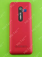 Крышка батареи Nokia Asha 206 Оригинал Розовый