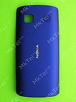 Крышка батареи Nokia Asha 500 Dual SIM Оригинал Фиолетовый