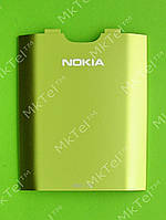Крышка батареи Nokia C3-00 Оригинал Зеленый