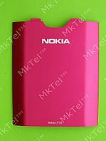 Крышка батареи Nokia C3-00 Оригинал Розовый