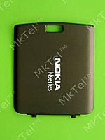 Крышка батареи Nokia N95 8Gb Оригинал Коричневый