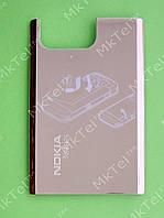 Крышка батареи Nokia N97 mini Оригинал Золотистый