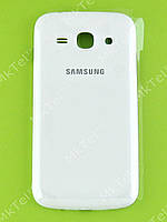 Крышка батареи Samsung Galaxy Ace 3 Duos S7272 Оригинал Белый