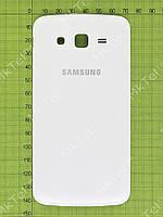 Крышка батареи Samsung Galaxy Grand 2 Duos G7102 Оригинал Китай Белый
