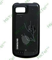 Крышка батареи Samsung Galaxy i7500, черный Оригинал #GH98-13723A