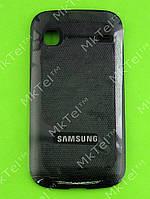 Крышка батареи Samsung Galaxy Gio S5660 Оригинал Серебрист.