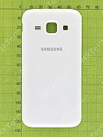 Крышка батареи Samsung Galaxy J1 Duos J100H Оригинал Китай Белый