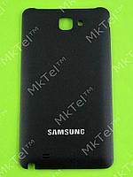 Крышка батареи Samsung Galaxy Note N7000 Оригинал Черный