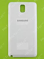 Крышка батареи Samsung Galaxy Note 3 N9000 Оригинал Белый