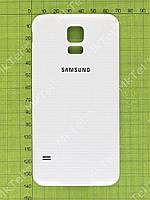 Крышка батареи Samsung Galaxy S5 Duos G900F, белый orig-china