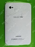 Крышка батареи Samsung Galaxy Tab P1000 Оригинал Китай Белый