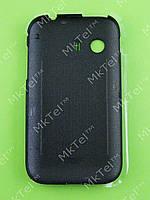 Крышка батареи Samsung Galaxy Y S5360 Оригинал Черный