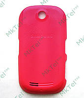 Крышка батареи Samsung S3650 Corby Оригинал Китай Розовый