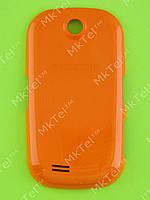 Крышка батареи Samsung S3650 Corby Оригинал Китай Оранжевый