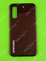 Крышка батареи Samsung S5230 Star LaFleur Оригинал Китай Бардовый
