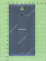 Крышка батареи Sony Xperia ZR C5502 M36H Оригинал Китай Черный