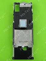 Механизм слайдера Nokia 8600 Luna, черный, Оригинал #0269405