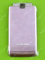 Наружная панель верхней крышки Samsung S3600 Оригинал Розовый