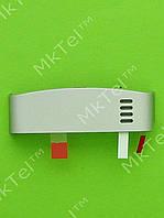 Панель антенны Nokia 6700 slide Оригинал Серебрист.