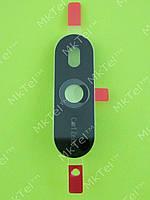 Панель камеры Nokia Lumia 820 Оригинал Черный