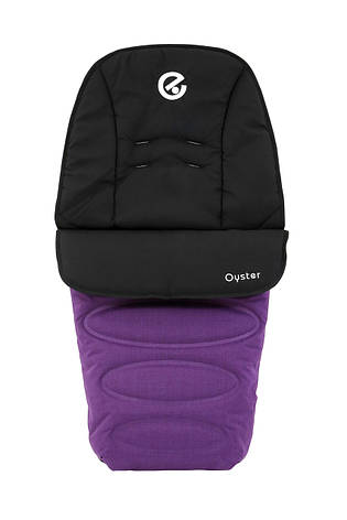 Аксессуар к коляске «BabyStyle» (OFMWPU) утепленный конверт Oyster, цвет Wild Purple, фото 2