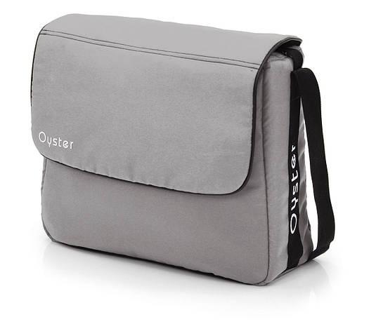 Аксессуар к коляске «BabyStyle» (OCBSIM) сумка Oyster, цвет Silver Mist, фото 2