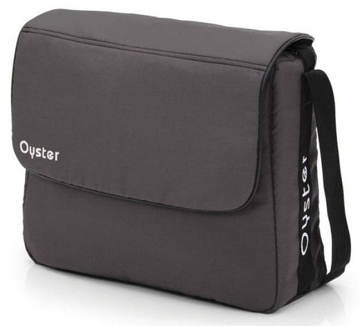 Аксессуар к коляске «BabyStyle» (OCBSLG) сумка Oyster, цвет Slate Grey, фото 2
