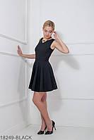 Женское платье Подіум Grace 18249-BLACK XS Черный