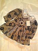Платье для девочки 2-3 года