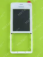 Передняя панель Nokia 515 Оригинал Белый