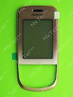 Передняя панель Nokia 3600 slide Оригинал Розовый