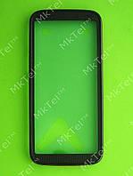 Передняя панель Nokia 5530 Оригинал Черный с красным