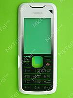 Передняя панель Nokia 7210 Supernova с клавиатурой Оригинал Белый