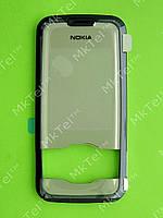 Передняя панель Nokia 7610 Supernova Оригинал Серый