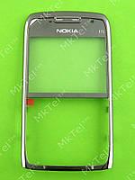 Передняя панель Nokia E71 Оригинал Серый