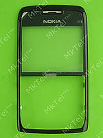 Передняя панель Nokia E71 Оригинал Китай Черный