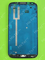 Передняя панель Samsung Galaxy Note 2 N7100 Оригинал Китай Серый