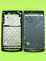 Передняя панель Sony Ericsson Xperia Arc LT15i Оригинал Китай Черный