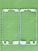 Рамка сенсорного экрана iPhone 6S Оригинал Китай Белый