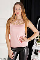 Женская майка Подіум Angel 18140-ROSE XS Розовый