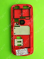 Средняя часть Nokia 5320 Оригинал Красный