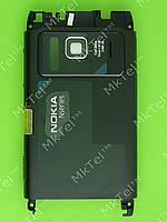 Средняя часть Nokia N8 в сборе Оригинал Серый