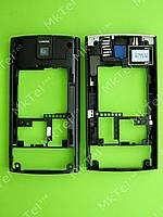 Средняя часть Nokia X3-00 в сборе Оригинал Черный