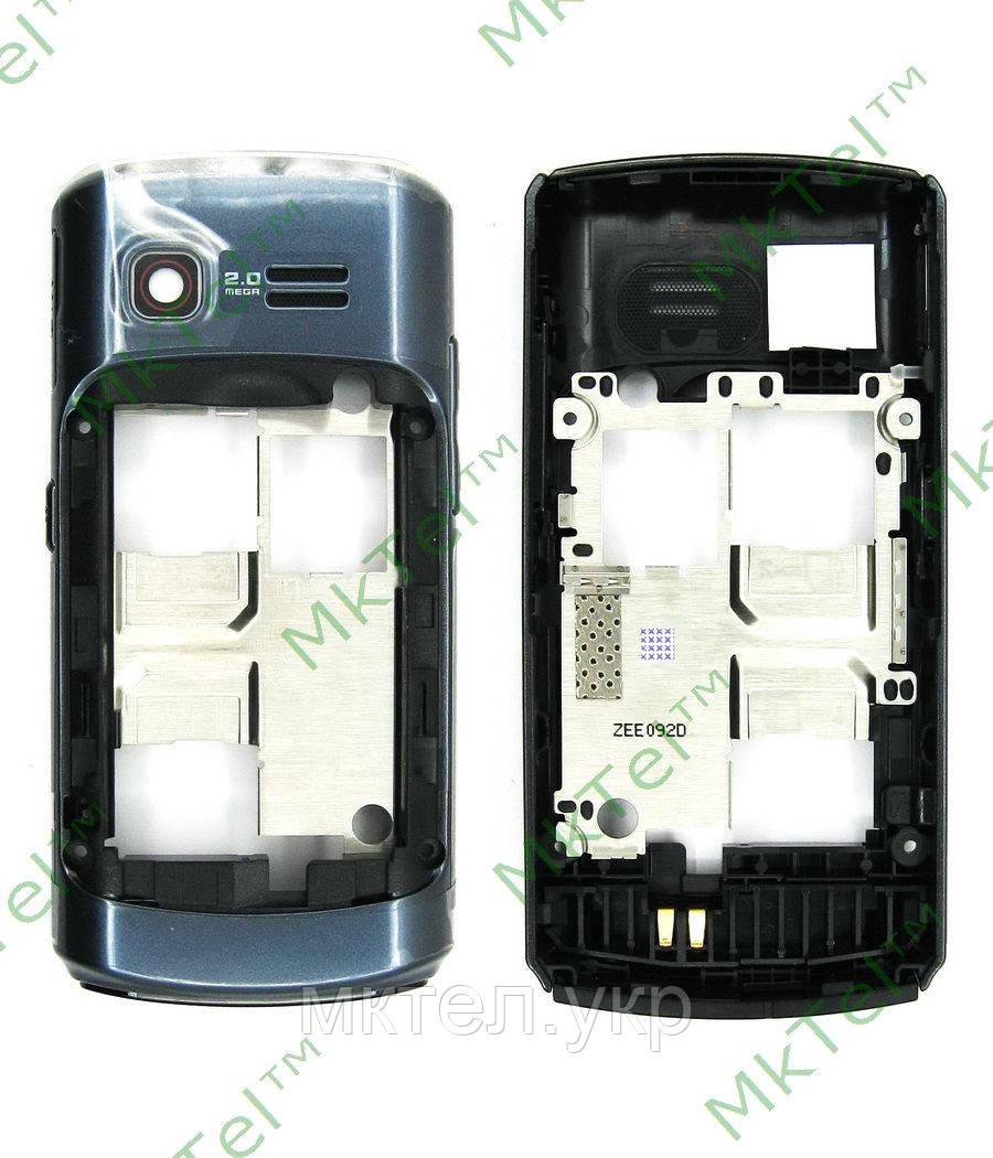 Средняя часть Samsung C6112 Duos Оригинал Синий - Интернет-магазин MkTel™ в Киевской области