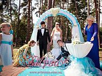 Выездная свадебная церемония от ведущей - МУЗЫ