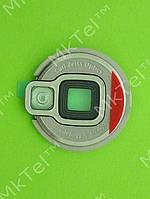 Окно камеры с механизмом Nokia N95 8Gb, серебристый, Оригинал #0250326