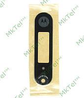 Стекло корпуса, внешнее Motorola PEBL U6 Копия АА Черный