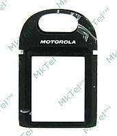 Стекло корпуса, внутреннее Motorola PEBL U6 Оригинал Китай Черный