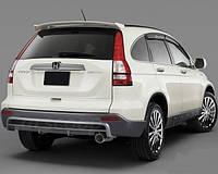 Спойлер багажника Honda CR-V 2007-2012 г.в. в стиле Mugen  Хонда СР-В